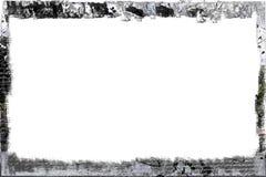 De fotoframe van de kunst Stock Afbeelding