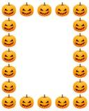 De fotoframe van Halloween Stock Fotografie