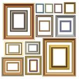 De fotoframes van het beeld Royalty-vrije Stock Afbeelding