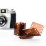 De fotografie van de film Stock Foto's