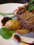 De fotografie van het detail van voedsel vector illustratie
