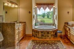 De Fotografie van Texas Mini Farm /Ranch Real Estate stock fotografie
