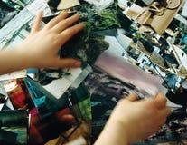 De fotoonderzoek van de voorraad Royalty-vrije Stock Fotografie