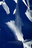 De Fragmenten van het Kristal van het ijs   royalty-vrije stock afbeeldingen
