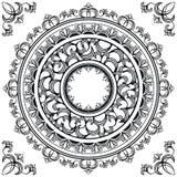 De frames van de cirkel vector illustratie