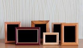 De frames van de foto Stock Foto's