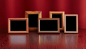 De frames van de foto stock fotografie