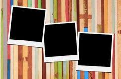 De frames van de foto Stock Afbeelding