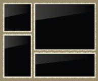 De frames van de foto Royalty-vrije Stock Foto