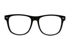 De frames van Nerd die met het knippen van weg worden geïsoleerdl Royalty-vrije Stock Foto