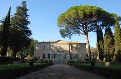 de France zamku la mog jesteś Zdjęcia Stock