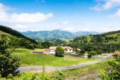 De Franse Pyreneeën Stock Fotografie