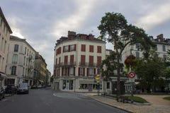 De Franse stad van Pau Royalty-vrije Stock Foto