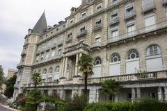 De Franse stad van Pau Royalty-vrije Stock Afbeeldingen
