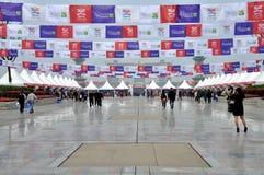 De Franse Week 2014 van Sichuan (Nanchong) Royalty-vrije Stock Foto's