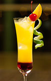 De Frisdranken van de cocktail Royalty-vrije Stock Afbeeldingen