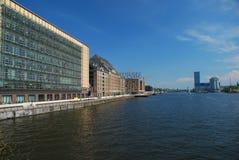 De Fuif van media, Berlijn, Duitsland Royalty-vrije Stock Foto's