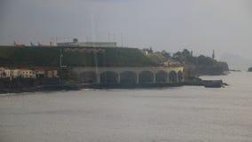 De Funchal à l'aéroport, la Madère Photographie stock libre de droits