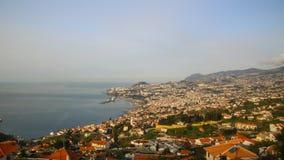De Funchal à l'aéroport, la Madère Photo libre de droits