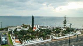 De Funchal à l'aéroport, la Madère Photos libres de droits