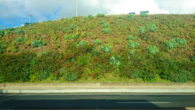 De Funchal à l'aéroport, la Madère Photographie stock
