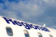 De fuselage van vliegtuigen   royalty-vrije stock foto