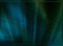 De futuristische Achtergrond van het Net. Stock Afbeelding