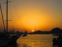 ¼ de GÃ ndoÄŸan - Turquía Imagenes de archivo