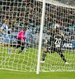 But de gain par Everton FC Images stock