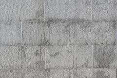 De gamla vita väggarna med olika skuggor Royaltyfri Fotografi