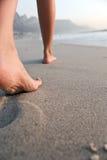 De gang van het strand Royalty-vrije Stock Fotografie