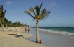 De gang van het strand royalty-vrije stock foto