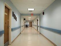De Gang van het ziekenhuis Royalty-vrije Stock Afbeelding