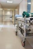 De gang van het ziekenhuis Stock Afbeelding