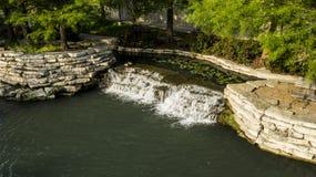 De Gang van de Rivier van San Antonio stock fotografie