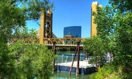 De Gangen van Sacramento, de schoten van Californië, de V.S. stock foto