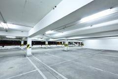 De garage van het parkeren Stock Foto's