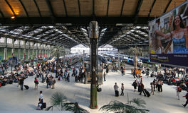 de Gare Lyon Obrazy Stock