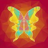 de gare Papillon illustration de vecteur