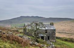 De Garrowpiek op Bodmin legt in Cornwall vast royalty-vrije stock afbeeldingen