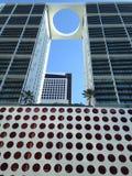 De gatenovereenkomst Een mening van Miami, Florida, luxe het leven aanpassing, 2 stock afbeelding