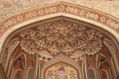 De Gateway van het paleis Royalty-vrije Stock Afbeelding