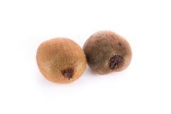 De geïsoleerdee vruchten van de Kiwi Royalty-vrije Stock Fotografie