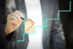 De geavanceerde mededeling maakt transacties met sociaal netwerkensystemen gemakkelijk stock illustratie