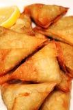 De gebakjes van Samosa Stock Fotografie