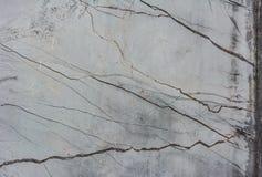 De gebarsten concrete achtergrond van de textuurclose-up royalty-vrije stock foto's
