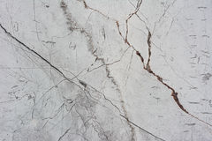 De gebarsten concrete achtergrond van de textuurclose-up stock foto