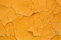 De gebarsten Textuur van de Verf royalty-vrije stock afbeeldingen
