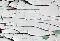 De gebarsten Textuur van de Verf royalty-vrije stock fotografie