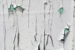 De gebarsten Textuur van de Verf stock foto